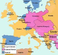 Romania si Puterile Centrale